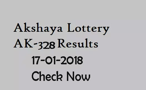 AKSHAYA (AK-328) Lottery Results
