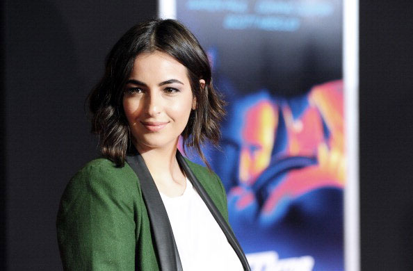 Alanna Masterson Biography