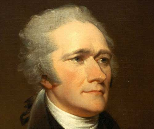 Alexander Hamilton Biography