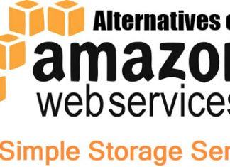 Amazon Simple Storage Service Alternatives