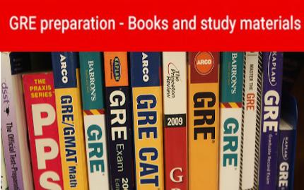 Best GRE Prep Books