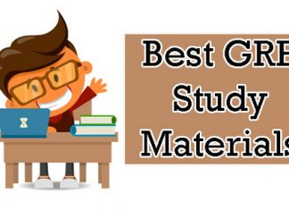 Best GRE Study Materials