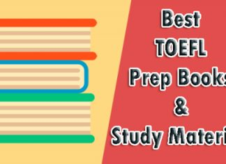 Best TOEFL Preparation Books