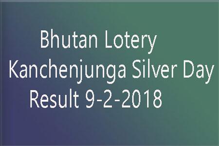 Bhutan Kanchenjunga Silver Day Result