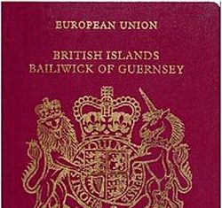 British Passport Place of Issue