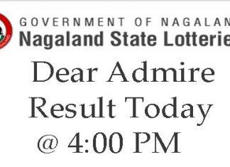 Dear Admire Result