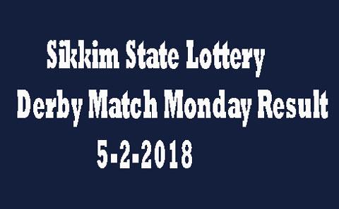 Derby Match Monday Result