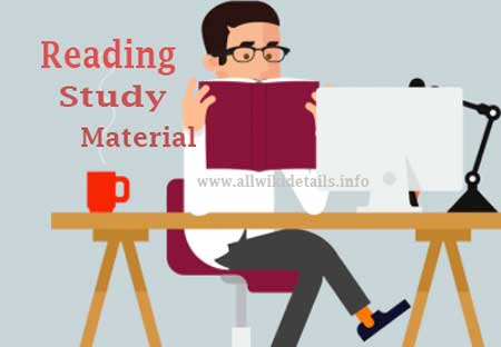 Download Free IELTS Reading Study Material