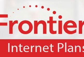 Frontier Internet plans