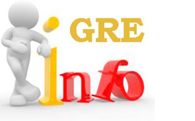 GRE Exam Info