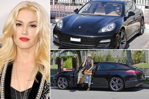 Gwen Stefani Car Collection