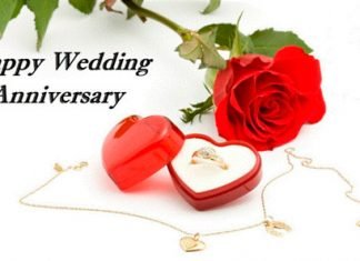 Happy Wedding Anniversary Wishes Images HD