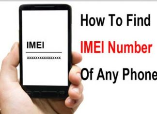 How To Find IMEI Number of Any Phone?