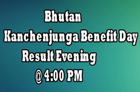 Kanchenjunga Benefit Day Result