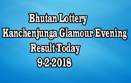 Kanchenjunga Glamour Evening Result Today