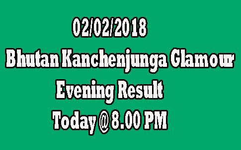Kanchenjunga Glamour Evening Result