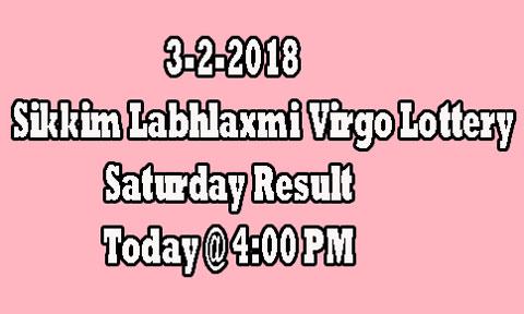 Labhlaxmi Virgo Saturday Result