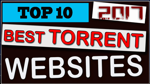 Most Popular Torrent Sites