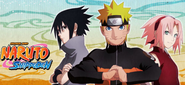 Naruto Shippuden Episode Guide
