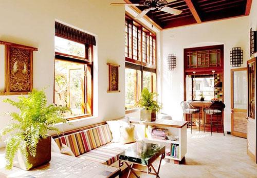 Pawan Kalyan House Interior