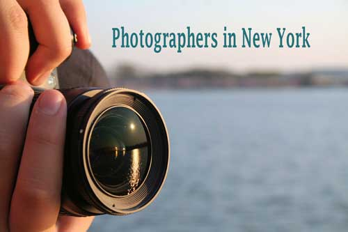 Photographers in New York