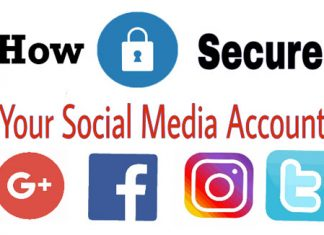 Secure Your Social Media Accounts