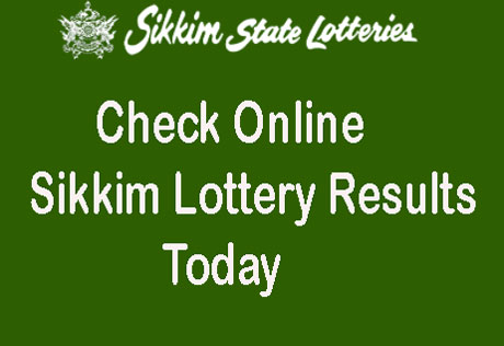 Sikkim Lottery Result