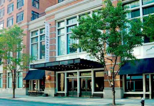 Soho Grand Hotel in New York