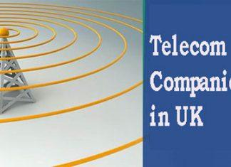Telecom Companies in UK