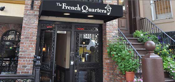 The French Quarters New York times square