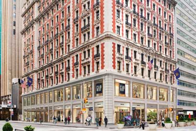 The Knickerbocker Hotel New York