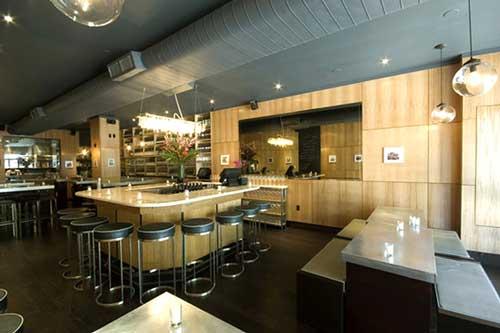 The Modern Restaurant in Manhattan