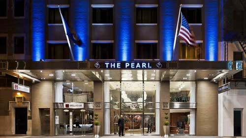The Pearl Hotel in New York