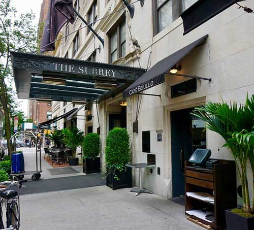 The Surrey Hotel New York