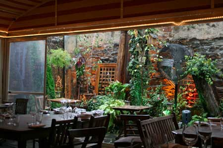Tree Bistro Restaurant in Manhattan