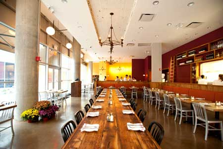 Veselka Restaurant in Manhattan