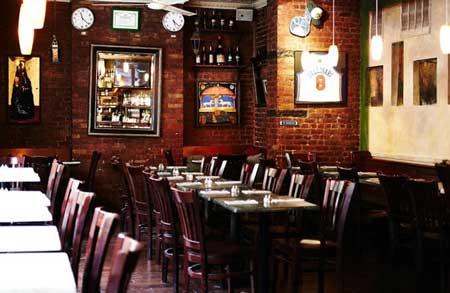 Via Della Pace Restaurant in Manhattan