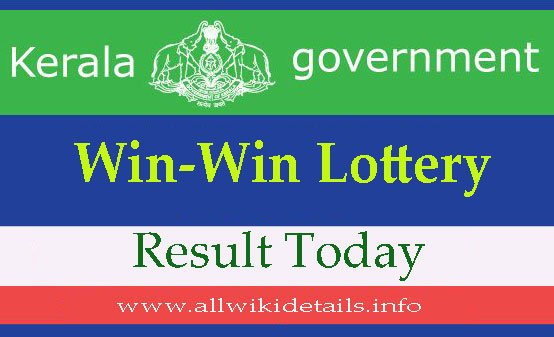 Win Win Lottery Result