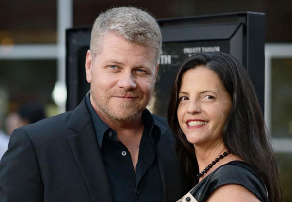 Michael Cudlitz Wife Rachel