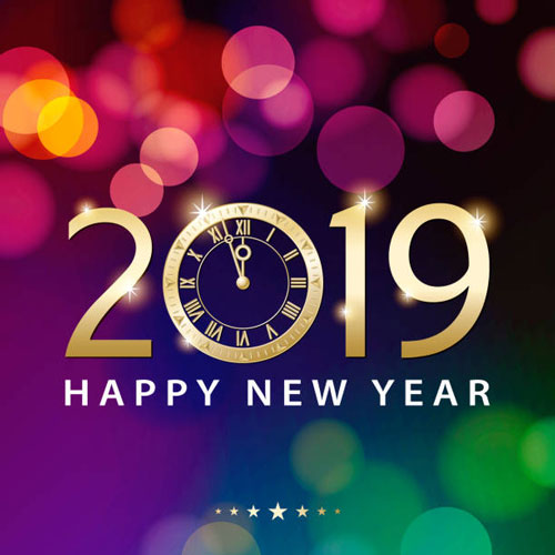 new year 2019 wallpaper download